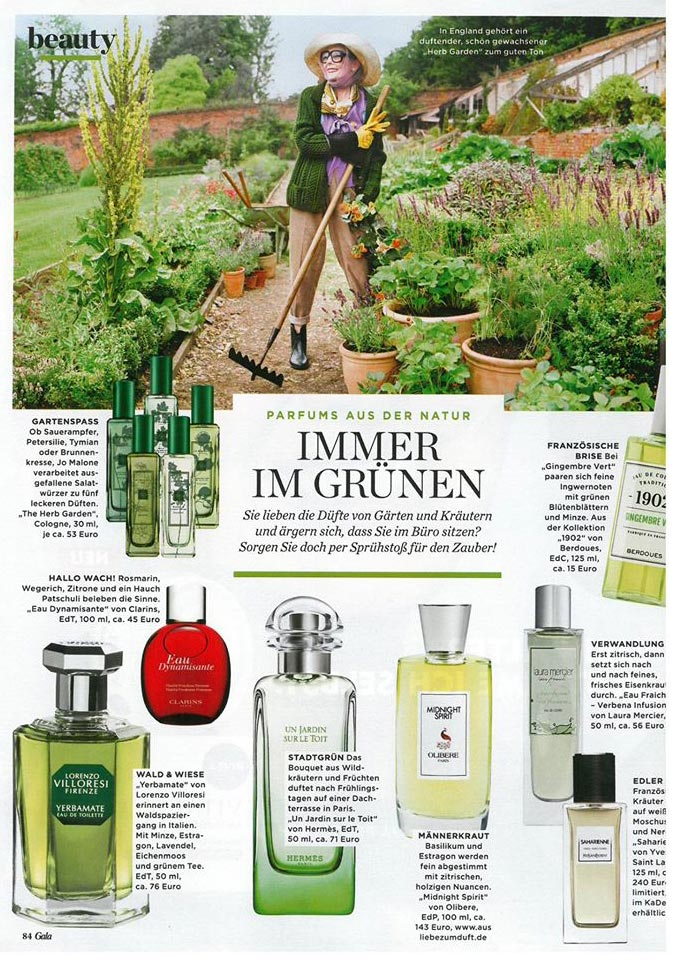 Olibere in Gala Germany