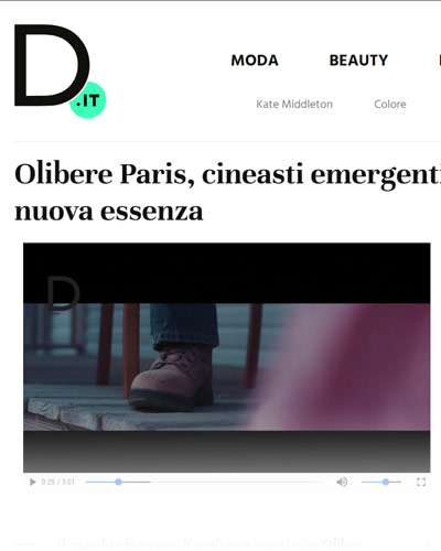 Olibere in D.IT