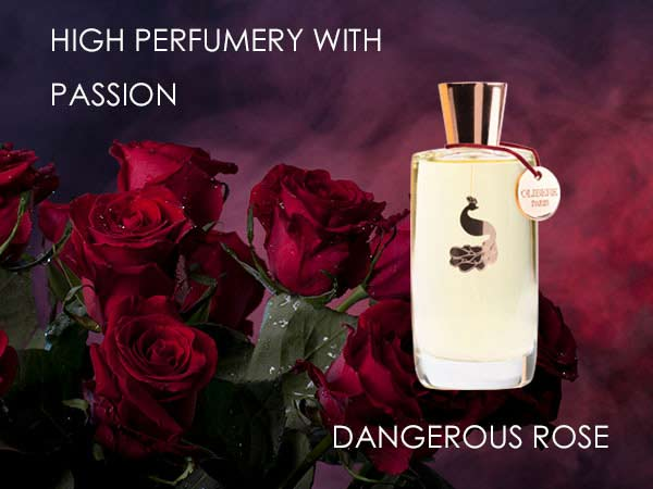 High perfumery with Passion Olibere